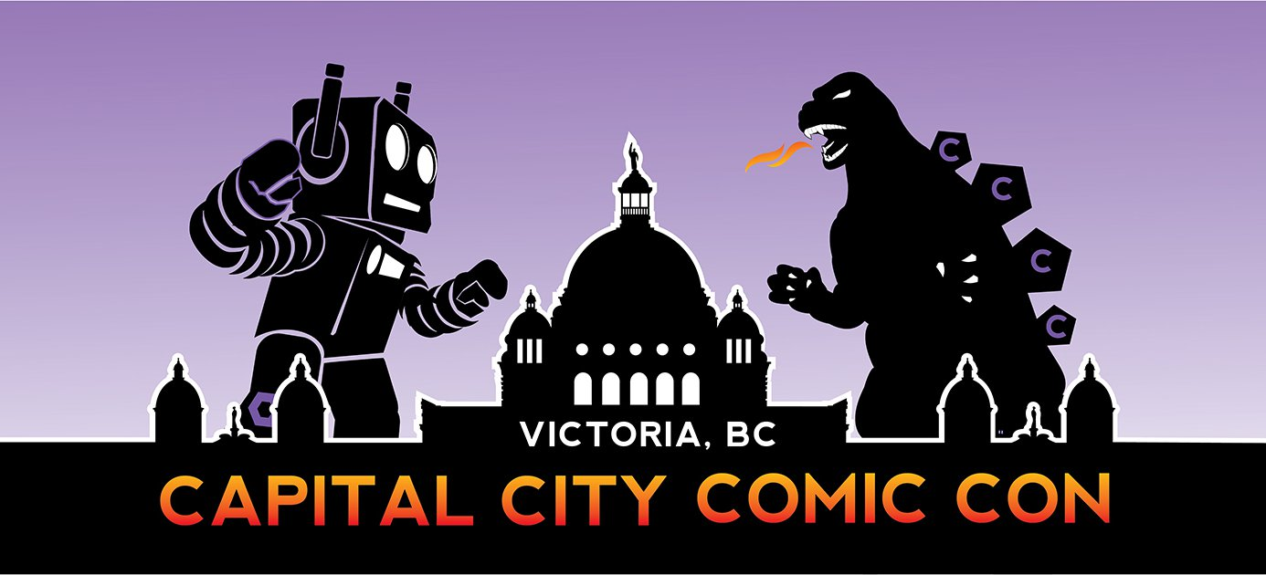 Capitol City Comic Con 2018