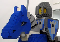 LEGO Castle Adventure Knight