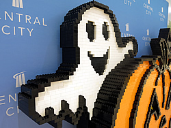 Halloween Build at Central City
