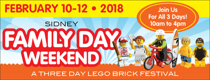 Sidney Family Day Weekend 2018